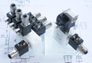 Bavaria Fluid Systems Solenoid Valve Manifolds in Stainless Steel and POM for Beverage Technology