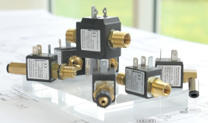 industry coaxial valves for gases and fluids
