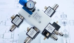 BFS Solenoid Valve Manifolds and System Solutions for Assay Technology, Beverage Technology, Medical Engineering and Pharmaceutical Engineering
